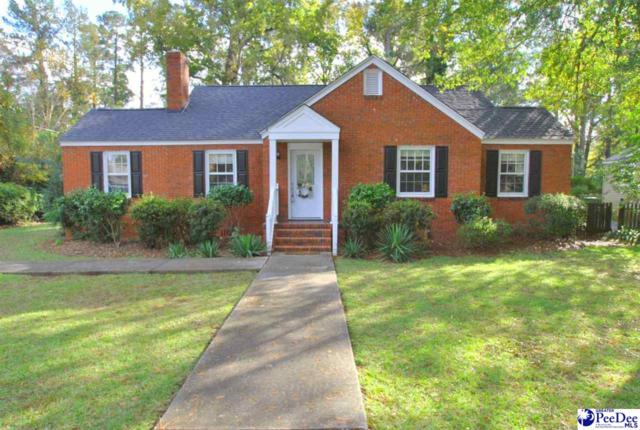 1424 Jackson Ave., Florence, SC 29501 (MLS #139219) :: RE/MAX Professionals