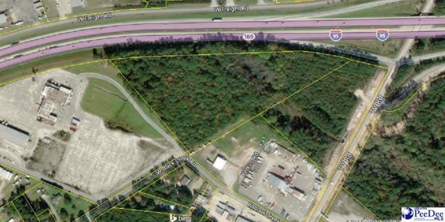 TBD I-95 & W. Black Creek Road, Florence, SC 29501 (MLS #20190139) :: RE/MAX Professionals