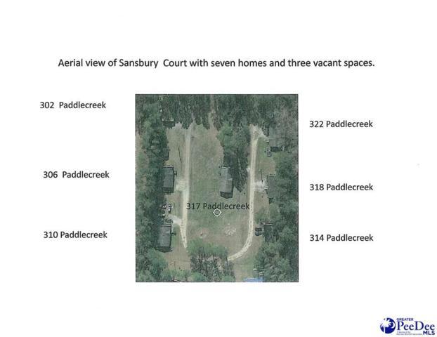 Sansbury Court M.H.P., Timmonsville, SC 29161 (MLS #20191491) :: RE/MAX Professionals