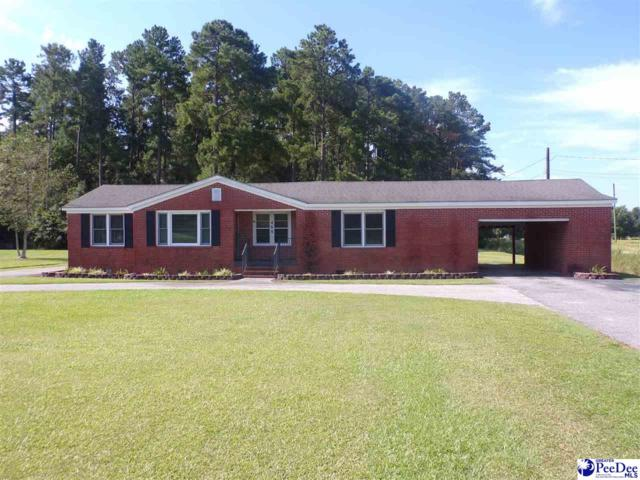 468 W Deer Rd., Timmonsville, SC 29161 (MLS #20192711) :: RE/MAX Professionals