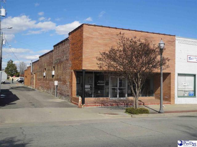 107 E Main Street, Dillon, SC 29536 (MLS #20192850) :: RE/MAX Professionals