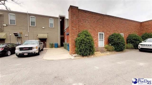 Unit 207 E Carolina Avenue, Hartsville, SC 29550 (MLS #20193405) :: RE/MAX Professionals