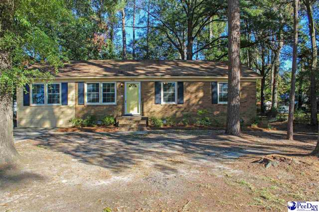 906 Tumbleweed Dr, Florence, SC 29506 (MLS #20193971) :: RE/MAX Professionals