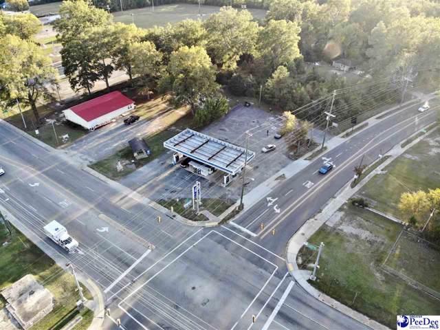 808 W Main Street, Bennettsville, SC 29512 (MLS #20194054) :: RE/MAX Professionals
