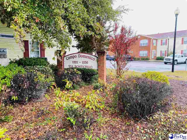 1222 Via Ponticello Apt 7, Florence, SC 29501 (MLS #20194137) :: RE/MAX Professionals