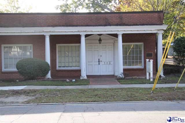 125 W Home Ave, Hartsville, SC 29550 (MLS #20194158) :: RE/MAX Professionals
