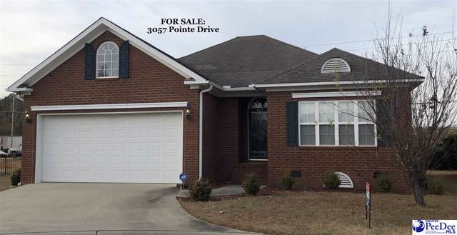 3057 Pointe Drive, Florence, SC 29501 (MLS #20194317) :: RE/MAX Professionals