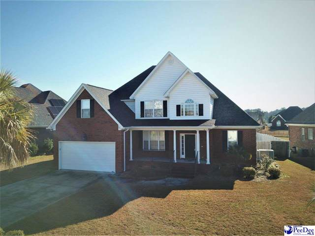 4012 Lake Russell Drive, Florence, SC 29501 (MLS #20194408) :: RE/MAX Professionals