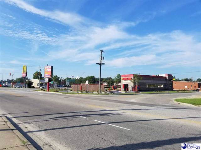 604 Broad Street, Bennettsville, SC 29512 (MLS #20200066) :: RE/MAX Professionals