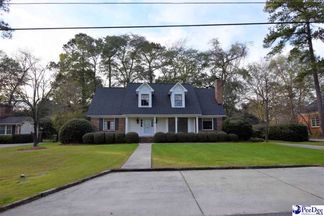 1119 Margaret Drive, Florence, SC 29501 (MLS #20200110) :: RE/MAX Professionals