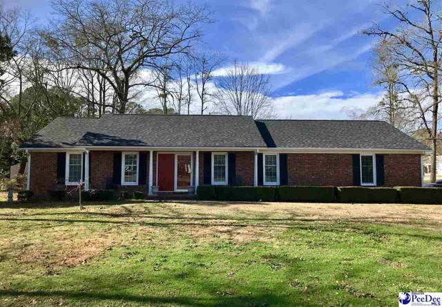 801 Stratton Drive, Florence, SC 29501 (MLS #20200219) :: RE/MAX Professionals
