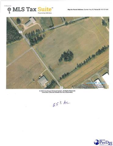 TBD Sumter Highway (Hwy 527), Kingstreee, SC 29556 (MLS #20200266) :: Coldwell Banker McMillan and Associates
