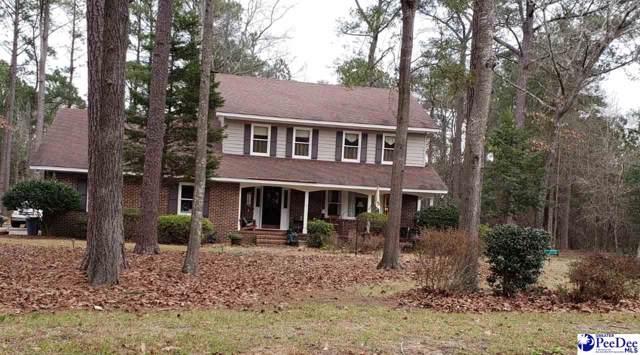 515 White Oak Circle, Hartsville, SC 29550 (MLS #20200281) :: Coldwell Banker McMillan and Associates