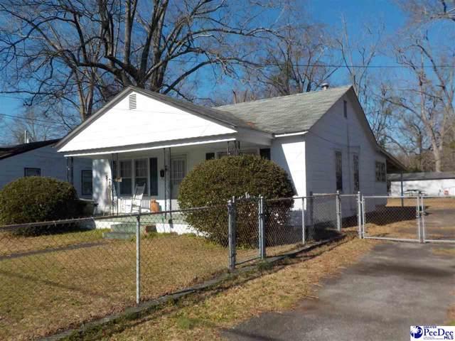106 Powers Street, Bennettsville, SC 29512 (MLS #20200331) :: RE/MAX Professionals
