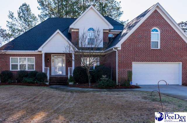 976 Leyland Dr, Florence, SC 29501 (MLS #20200338) :: RE/MAX Professionals