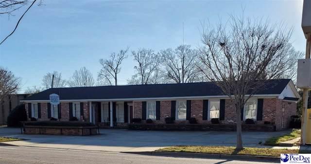 208 Broad Street, Bennettsville, SC 29512 (MLS #20200398) :: RE/MAX Professionals