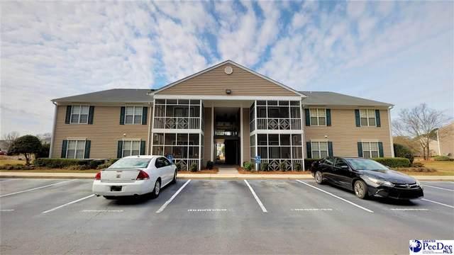 1535 Bridgewood Drive, Unit 6, Florence, SC 29501 (MLS #20200573) :: RE/MAX Professionals