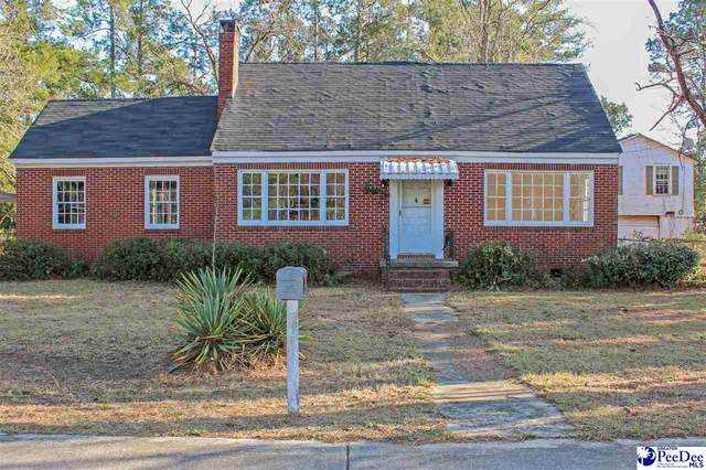 307 Pressley St, Kingstree, SC 29556 (MLS #20200584) :: Coldwell Banker McMillan and Associates