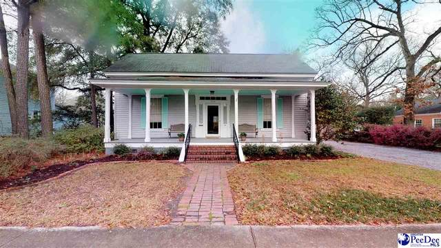 506 E Home Ave, Hartsville, SC 29550 (MLS #20200588) :: RE/MAX Professionals