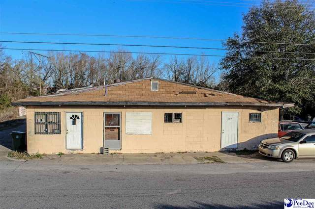 131 & 132 & 134 N Railroad Ave, Kingstree, SC 29556 (MLS #20200591) :: Coldwell Banker McMillan and Associates
