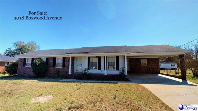 3018 Boxwood Avenue, Florence, SC 29501 (MLS #20200650) :: RE/MAX Professionals