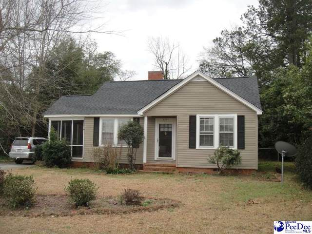 1208 King Ave, Florence, SC 29501 (MLS #20200813) :: RE/MAX Professionals