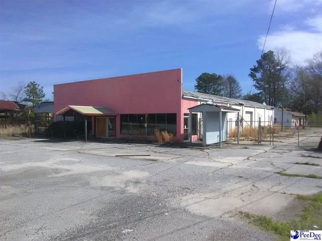 1815 S Fifth St, Hartsville, SC 29550 (MLS #20200843) :: RE/MAX Professionals