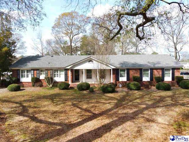 1007 Clarendon Ave, Florence, SC 29505 (MLS #20200855) :: RE/MAX Professionals