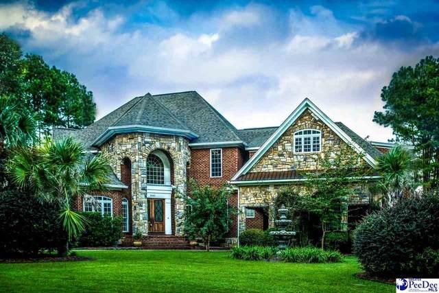 2555 Mossy Oak Drive, Hartsville, SC 29550 (MLS #20200863) :: RE/MAX Professionals