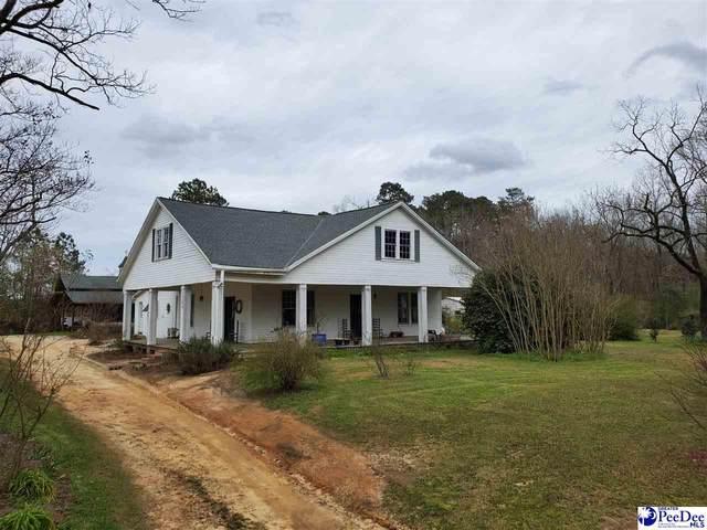 1204 Mclean Farm Road, Bennettsville, SC 29512 (MLS #20200886) :: RE/MAX Professionals