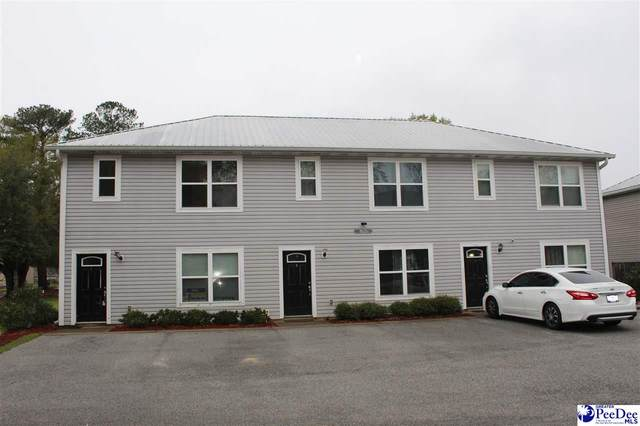 1625 Gregg Avenue Apt B, Florence, SC 29501 (MLS #20201104) :: The Latimore Group