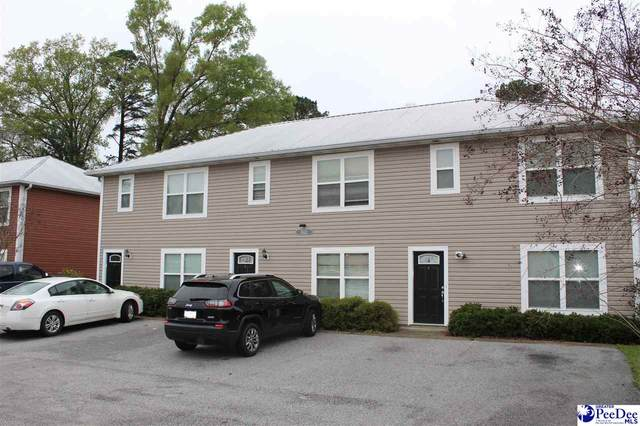1621 Gregg Avenue Apt B, Florence, SC 29501 (MLS #20201105) :: The Latimore Group