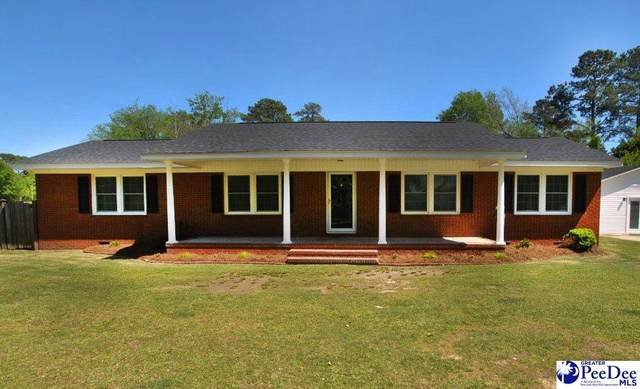 850 S Dunes Drive, Florence, SC 29501 (MLS #20201269) :: Coldwell Banker McMillan and Associates