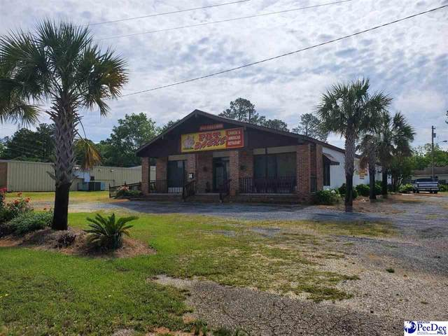 434 N Cook Street, Bennettsville, SC 29512 (MLS #20201441) :: Coldwell Banker McMillan and Associates