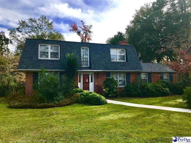 2116 Hart Road, Florence, SC 29501 (MLS #20201597) :: Coldwell Banker McMillan and Associates