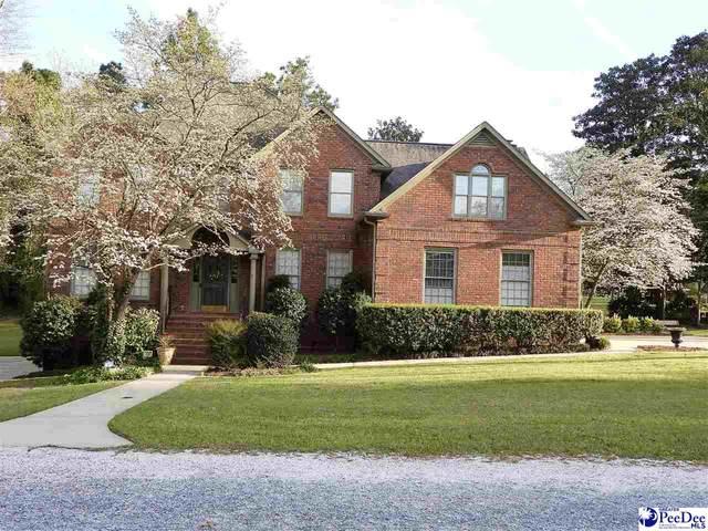 1264 Oakhaven Cr, Hartsville, SC 29550 (MLS #20201612) :: Coldwell Banker McMillan and Associates