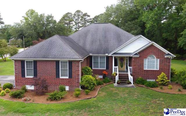 805 Stratton Drive, Florence, SC 29501 (MLS #20201645) :: Coldwell Banker McMillan and Associates