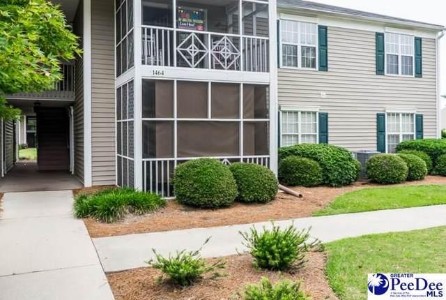 1464 Golf Terrace Blvd. Unit 1, Florence, SC 29501 (MLS #20201713) :: RE/MAX Professionals