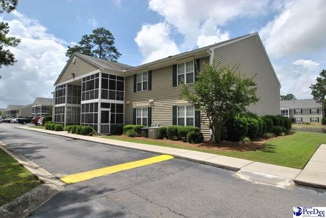 1525 Bridgewood Drive #K6, Florence, SC 29501 (MLS #20201730) :: RE/MAX Professionals