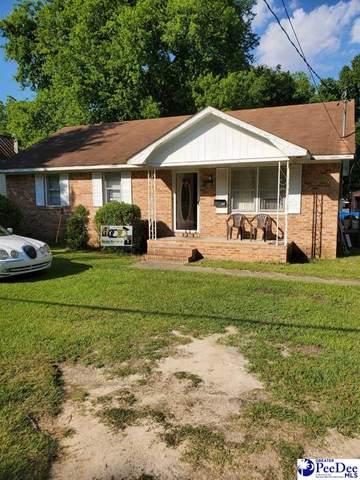113 Robeson St., Bennettsville, SC 29512 (MLS #20201787) :: RE/MAX Professionals