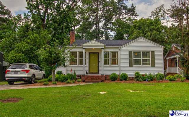 1518 Madison Avenue, Florence, SC 29501 (MLS #20201796) :: Coldwell Banker McMillan and Associates