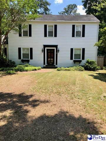 1114 Jackson Ave, Florence, SC 29501 (MLS #20201849) :: Coldwell Banker McMillan and Associates