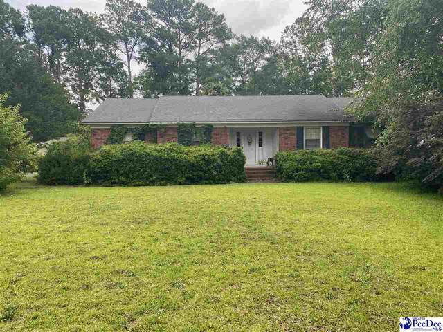 1616 Damon Drive, Florence, SC 29505 (MLS #20201874) :: Coldwell Banker McMillan and Associates