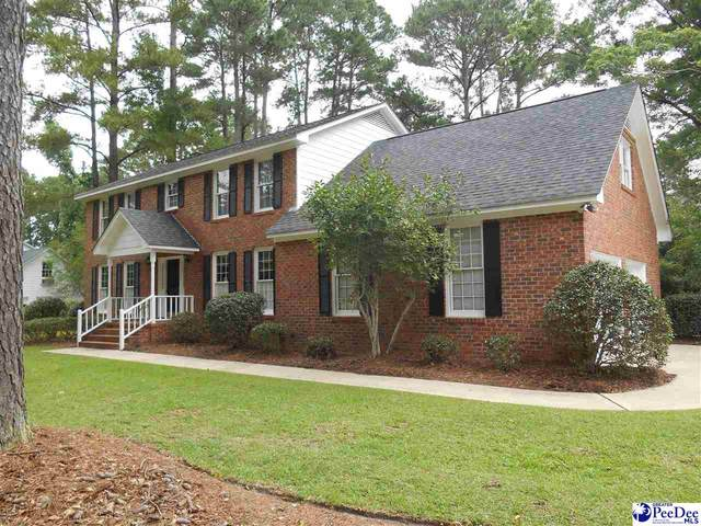 2701 Ascot, Florence, SC 29501 (MLS #20201988) :: Coldwell Banker McMillan and Associates