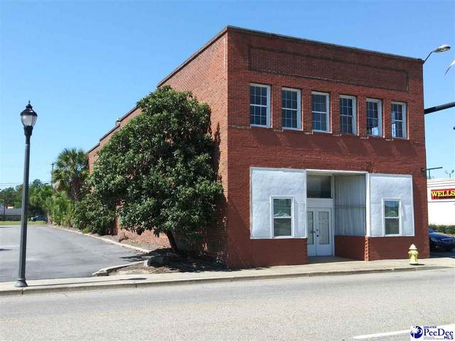 157 W Main Street, Lake City, SC 29560 (MLS #20202076) :: Coldwell Banker McMillan and Associates