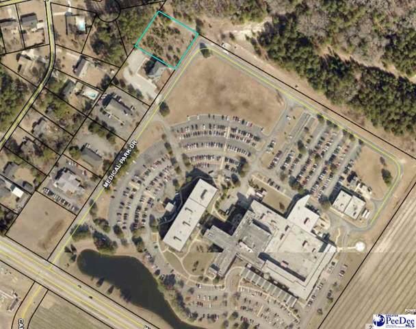 Medical Park Drive, Hartsville, SC 29550 (MLS #20202142) :: RE/MAX Professionals