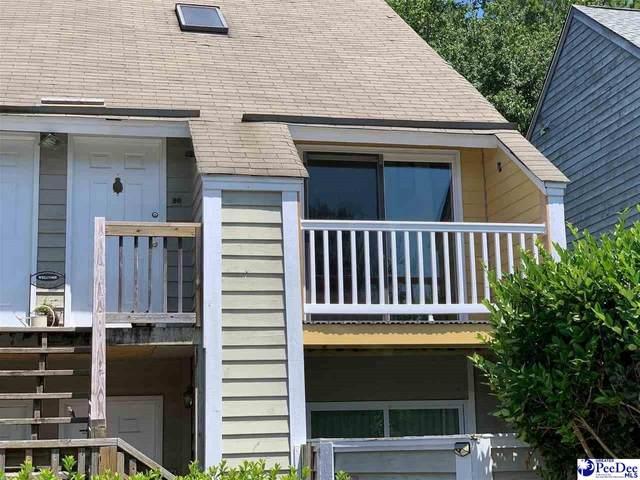 405 Cambridge Place Unit B-8, Garden City, SC 29576 (MLS #20202183) :: RE/MAX Professionals