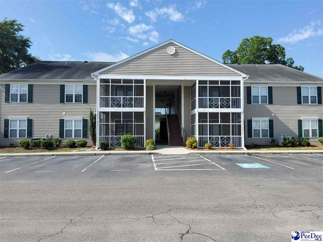 1441 Golf Terrace Blvd Apt 7, Florence, SC 29501 (MLS #20202223) :: RE/MAX Professionals