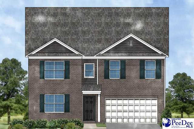 3458 Ross Morgan Dr, Florence, SC 29501 (MLS #20202227) :: Coldwell Banker McMillan and Associates