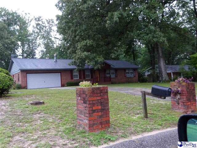 115 Honeysuckle Ln, Quinby, SC 29506 (MLS #20202319) :: Coldwell Banker McMillan and Associates